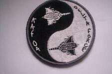 Aufnäher der Französischen Luftwaffe Rafale Delta Force Team ca 10 cm