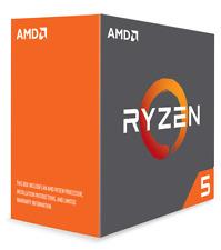 PROCESSORE CPU YD160XBCAEWOF AMD Ryzen 5 1600x 3.6GHz ,Socket AM4, PC,1600x,32
