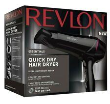 Revlon Quick Dry Hair Dryer Best UK STOCK