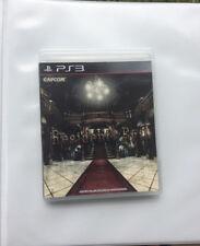 BioHazard HD (Resident Evil) Remaster PS3 Japanese Version *READ DESCRIPTION*