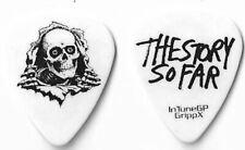 The Story So Far black/white tour guitar pick