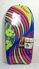 "Coop Hydro Super Pipe 37"" Bodyboard, Blue/Green/Red"