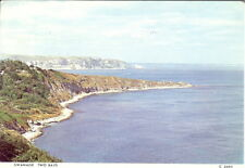 Dorset: Swanage, Two Bays - Posted 1977