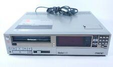 Sony Betamax Sl2710 Hi-Fi Stereo Video Cassette Vcr Recorder Vintage Read