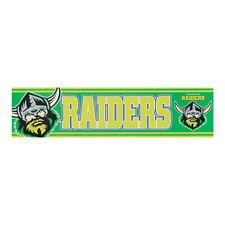 Canberra Raiders Bumper Sticker NRL
