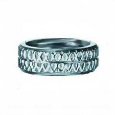 2x Schwalbe Felgenmutter passend für DV/ AV Ventil Silber
