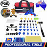 PDR Paintless Dent Removal Puller Lifter Bridge Tap Hammer Kit Hail Repair Tools