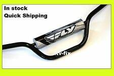 660 raptor handlebar yamaha raptor 660 fly handlebar fly racing handle bar black