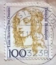 Germany stamps - Luise Henriette von Oranien (1627-1667) 1994 100 fen FREE P & P