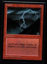 *MRM* FR Foudre ( Lightning Bolt ) Near Mint MTG FBB