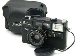 [As-is] Fujica Flash Fujica Date Fujinon f/2.8 38mm Point & Shoot  A046