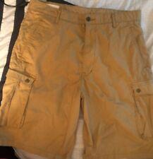 982e7232 Men's Levi Cargo Shorts Harvest Gold