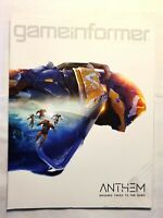 Game Informer Magazine Issue #303 July 2018 Anthem Bioware takes to the Stars