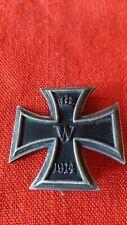 1st WW Iron Cross 1st Class 100% Original