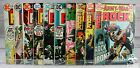 Lot of 27: 1970 1973 DC Comics Our Army At War Feat. Sgt. Rock various issues