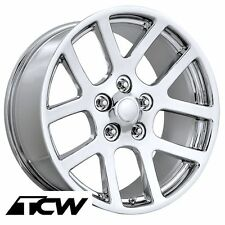 "(1) 20x9"" inch Dodge Ram SRT10 OE Replica Chrome Wheel Rim fit Ram 1500 02-17"