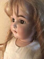 """Kestner German Doll 28"""" Mold 171 K-1/2  14-1/2 Antique"""