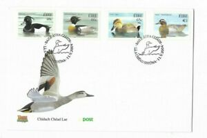 Birds - Eire - First Day Cover - 2004