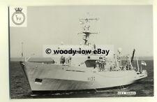 na1675 - Royal Navy Survey Ship -  HMS Roebuck - photograph