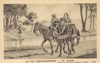 Immagine Educativo - Vita Carolingia - 23 - il Viaggio