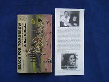 PHILIP K. DICK Ex-Girlfriend Copy ARTHUR C. CLARKE book