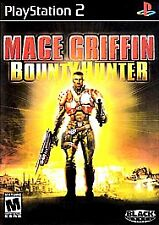 Mace Griffin: Bounty Hunter (Sony PlayStation 2) BRAND NEW FACTORY SEALED
