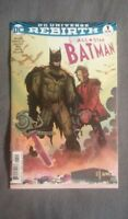 DC Comics All-Star Batman #1 Rebirth (2016) NM John Romita Jr. Variant