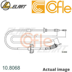 FIRST LINE PARKING HAND BRAKE CABLE FOR VOLVO S80 I TS XY B 5254 T2 B 5244 T3