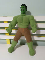 THE HULK PLUSH TOY 2013 HASBRO FIRST AVENGERS DISNEY MARVEL CHARACTER TOY 44CM