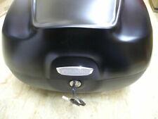 Top CaseBox  for Piaggio Beverly part no 606645M016  satin black  new