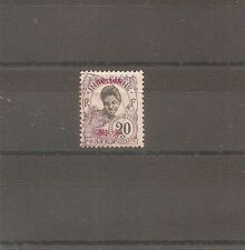 TIMBRE CANTON CHINA CHINE BUREAUX FRANCAIS N°56 OBLITERE USED ¤¤¤