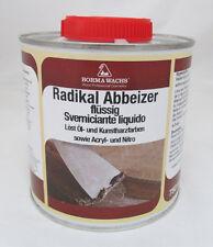 Radikal Abbeizer extra stark flüßig von Borma - 750 ml, stripper