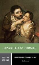 Norton Critical Editions: Lazarillo de Tormes 0 by Anonymous (2015, Paperback)