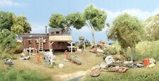 Possum Hollow Trackside Scene HO Kit - Woodland Scenics #TS151 vmf121