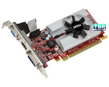 MSI VIDEO CARD N520GT MD1GD3 LP MSI Global 1GB 16X PCI-E GRAPHICS CARD