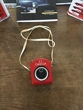 ORIGINAL 60's OMEGA STOP WATCH WITH CASE *RARE