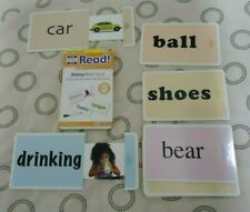 Lot of Your Baby Can Read - Sliding Word Card Set By Robert Titzer (Vol2) + More