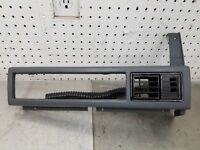Jeep Cherokee Dash Panel Right Side Bezel Gray 5AG72JY6
