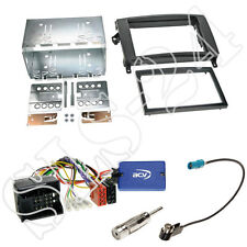 China xomax Tristan radio volante Interface +2-din diafragma Mercedes Vito/Viano w639