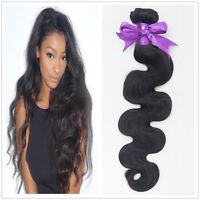 Body Wave Hair Bundle Wavy Hair Weft Malaysian Virgin Human Hair Extensions 100g