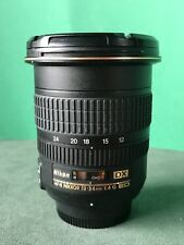 Nikon AF-S 12-24mm F/4 DX ED-IF