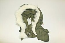 U.S. ARMY EXTREME COLD WEATHER PARKA OG-107 WINTER SYNTHETIC FUR HOOD