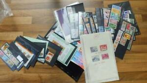BRITISH COMMONWEALTH  HONG KONG   MINT   HCV STAMPS  COLLECTION