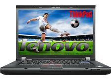 Lenovo ThinkPad T510 15,6 pollici Intel Core i5. 2,67GHZ 4GB 320GB WEB CAM NVID