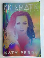 Katy Perry 2014 Prismatic World Tour Program Book Stickers
