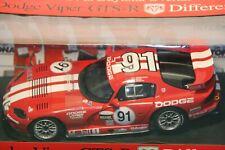 1/18 AUTOART DODGE VIPER GTS-R , 2000 ROLEX 24 AT DAYTONA OVERALL WINNER NEW