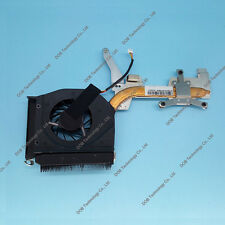 New Laptop Cooler Fan With Heatsink For HP Pavilion DV6000 F500 AMD CPU Fan