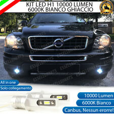KIT LAMPADE FENDINEBBIA LED VOLVO XC90 I LAMPADE A LED H1 10.000 LUMEN 6000K