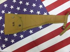 Housse USM1 A1 PARATROOPER crosse repliable USA   ( WW2 US M1 A1 COVER CANVAS )