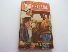DARK BAHAMA   1956   PETER CHEYNEY    DEEP DARK MYSTERY WHERE MURDER IS ON TAP